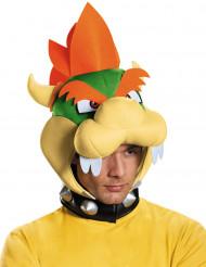 Bowser huvudbonad från Nintendo® för vuxna