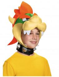 Bowser huvudbonad från Nintendo® för barn