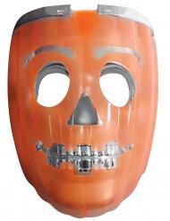 Pumpa   Skelett - 2-in-1 lysande Halloweenmasker 8813180a1f04c
