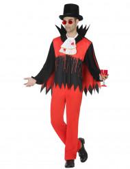 Bloddrypande vampyr - Halloweenkostym