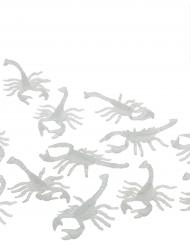 12 självlysande skorpioner - Hallwoeendekor
