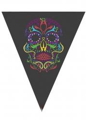 Girland till Dia de los Muertos 190 cm