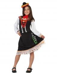 Mexiko-inspirerad klänning för barn