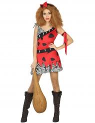 Bam-bam från Stenåldern - Maskeradkläder för vuxna 703ea42c86495