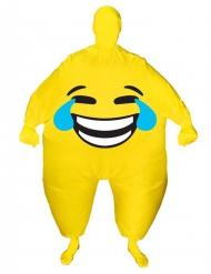 Skrattar så att jag gråter - Uppblåsbar Morphsuits™