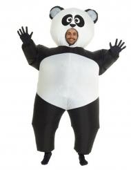 Uppblåsbar pandadräkt för vuxna från Morphsuits™
