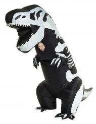 T-rex fossil - Uppblåsbar overall för barn från Morphsuits™