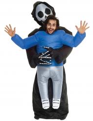 Tagen av döden - Uppblåsbar Halloweenkostym från Morphsuits™
