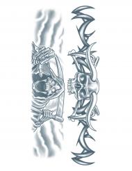 Tatuering för vuxna - Liemannen