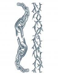Tatueringar för vuxna - Kedjor