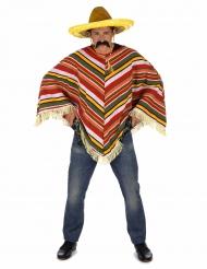 Stilig poncho för vuxna till maskeraden