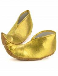 Sultanens gyllene skor - Skoöverdrag för vuxna till maskeraden