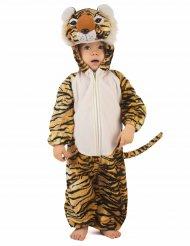 Tigeroverall för barn till kalaset