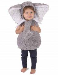 Grå elefant - Maskeraddräkt för barn till kalaset