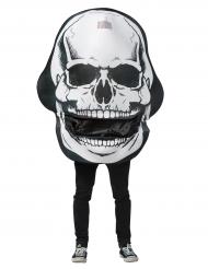 Jättedöskalle - Halloweenkläder för vuxna