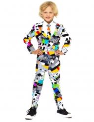 Mr. Technicolor kostym för barn från Opposuits™