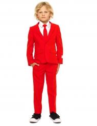Mr. Röd kostym för barn från Opposuits™