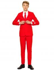 Mr. Röd - Kostym för tonåringar från Opposuits™