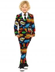Mr. Comic kostym för barn från Opposuits™