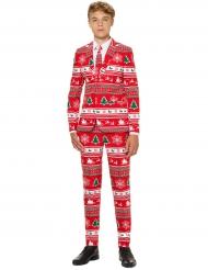 Mr. Winterwonderland - Kostym för tonåringar från Opposuits™