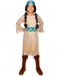 Regnbåge från Yakari™ - Maskeraddräkt för barn