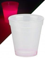 Lysande rött glas - Kalaskul 250 ml