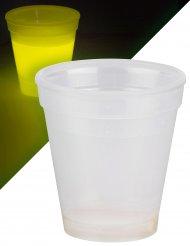 Lysande gult glas 250 ml - Festdekor