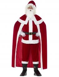 Lyxig tomtedräkt för vuxna till julafton