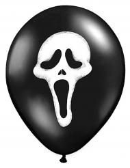 Ylande spöke - 6 Ballonger till Halloween