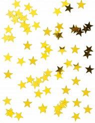 Guldfärgat konfetti 50g - Julpynt