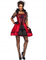 Vacker vampyr - Halloweenkläder för vuxna