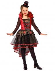 Viktoriansk vampyr - Halloweenkostym för barn