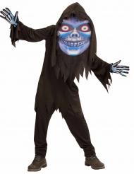 Liemannen med stort huvud - Halloweenkostym för tonåringar