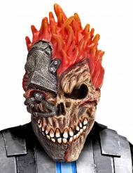 Cyberskalle - Halloweenmask för vuxna