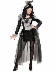 Baronessa af Döden - Halloweenkläder för vuxna