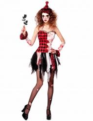 Farlig hovnarr - Halloweenkläder för vuxna