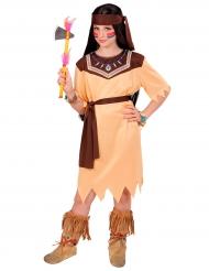 Indianen Iggy barndräkt