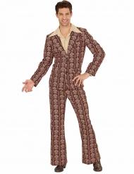 Discomönstrad kostym till maskeraden för vuxna