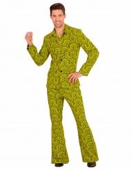 Groovy i grönt - Discokläder för vuxna