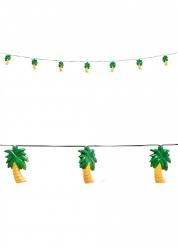 Ljusgirlang med palmträd 250 cm
