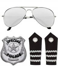 Kit med polistillbehör vuxen