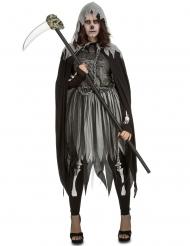Gotisk Döden-dräkt dam