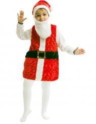 Lustig liten tomtedräkt för barn till julfesten