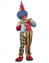 Clownen Pedrolino - Maskeradkläder för barn
