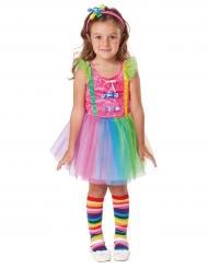 Candy Clowndräkt för barn till maskeraden