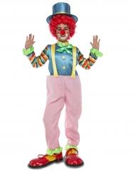 Clownen Zester - Maskeradkläder för barn