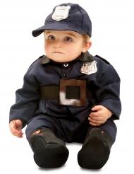 Konstapel Lipsill - Maskeraddräkt för bebisar