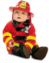 Brandmansdräkt småbarn