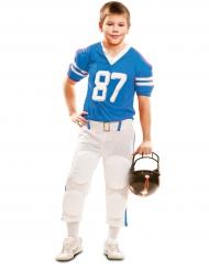 Amerikansk fotbollsspelare- Maskeraddräkt för barn