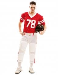 Amerikansk fotbollsspelare- Maskeradkläder för vuxna